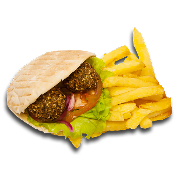 Nr.24 Medium Kebabs+ Frī + Mērce Image